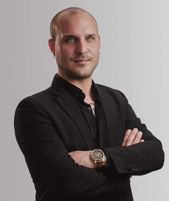Dario Ramon CEO Enginit